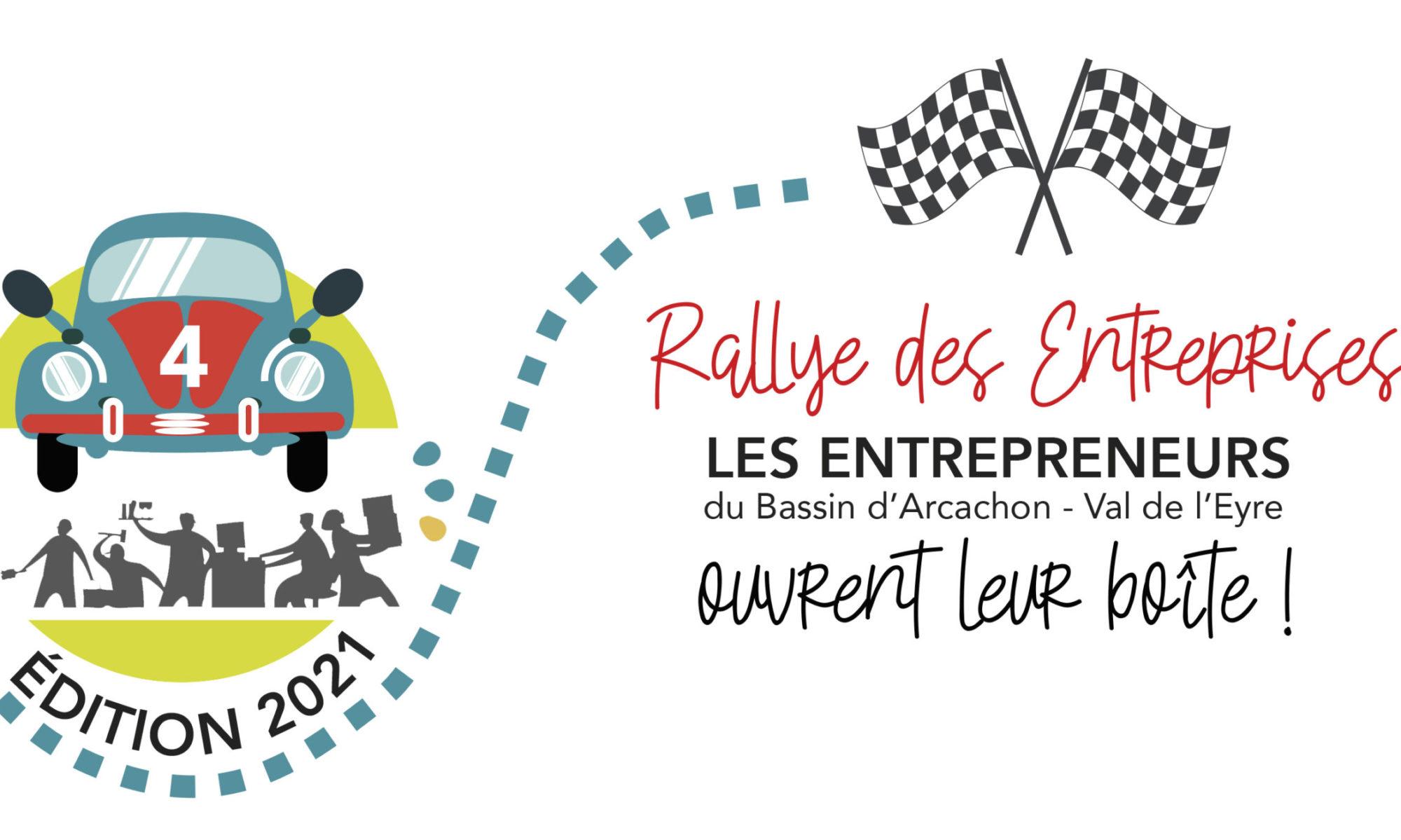 Rallye des Entreprises du Bassin d'Arcachon Val de l'Eyre
